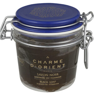 Charme d' Orient - Black Soap