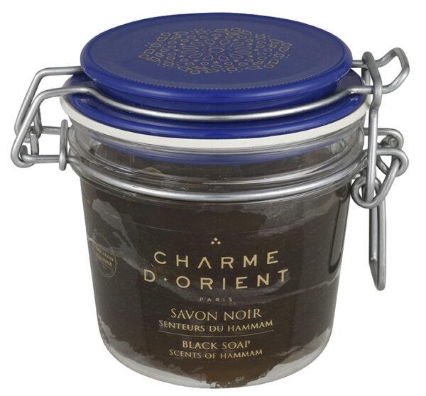 Savon Noir - Black Soap Charme d' Orient - Black Soap